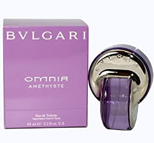 Bvlgari Omnia Amethyste By Bvlgari For Women Eau De Toilette Spray, 2.2-Ounces