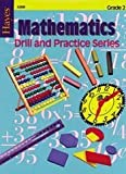 Hayes School Publishing A280R Mathematics: Drill and Practice Grade 2- 64 Blackline Masters [並行輸入品]