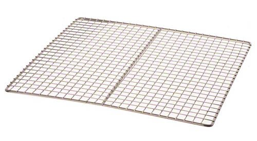 Update International FS1313 Stainless Steel Fryer Screen, 13-1/2 by 13-1/2-Inch