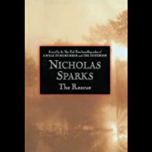 The Rescue Audiobook by Nicholas Sparks Narrated by Mary Beth Hurt, John Belford Lloyd