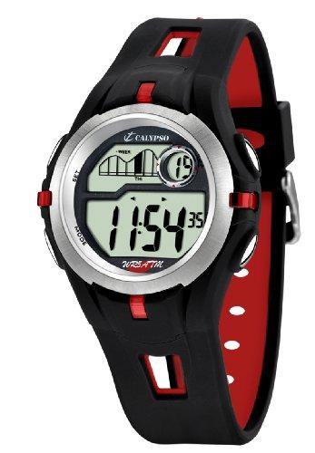 Calypso Men's K5511/4 Grey Dial Digital Watch