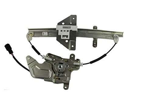 Window Regulator and Motor Assembly Rear Right Passenger Side (2003 Alero Window Regulator compare prices)