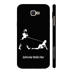 Enthopia Designer Hardshell Case Johnnie's S&M Back Cover for Samsung Galaxy On5