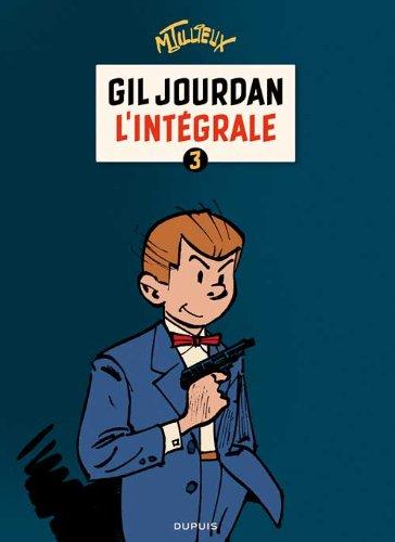Gil Jourdan - Intégrale T.3