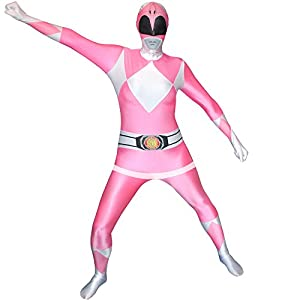 Morphsuits Men's Power Rangers Morphsuit