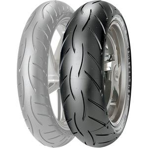 Metzeler Sportec M5 Interact Rear Tire - 190/50ZR-17/--