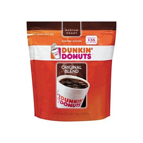 Dunkin' Donuts Original Blend Coffee 40Oz