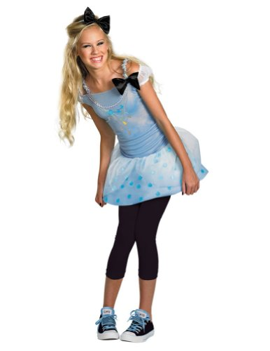 Teen-Costume Cinderella Tween Costume 7-8 Halloween Costume - Teen 7-8