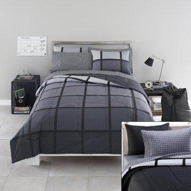 Parker Twin XL Dorm Bedding Set