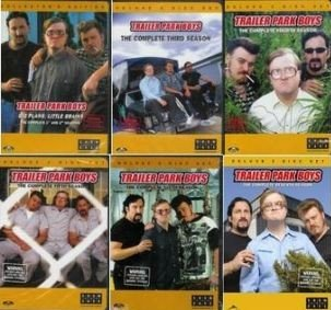 TRAILER PARK BOYS - SEASON 1 - 7