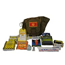 Zombie Survival Kit -- Advanced Tactical Sling Bag