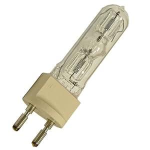 Osram Sylvania Hsr 1200w 60 95v G22 Medium Bipost Metal Halide Light Bulb Specialty Light