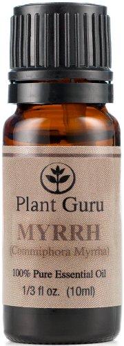 Myrrh Essential Oil. 10 Ml. 100% Pure, Undiluted, Therapeutic Grade.