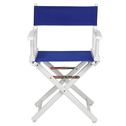 casual-home-white-frame-canvas-director-chair-18-royal-blue