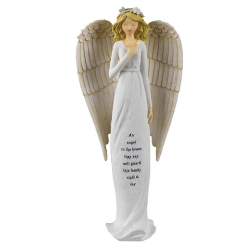 Grasslands Road Family Guardian Angel, 12-Inch