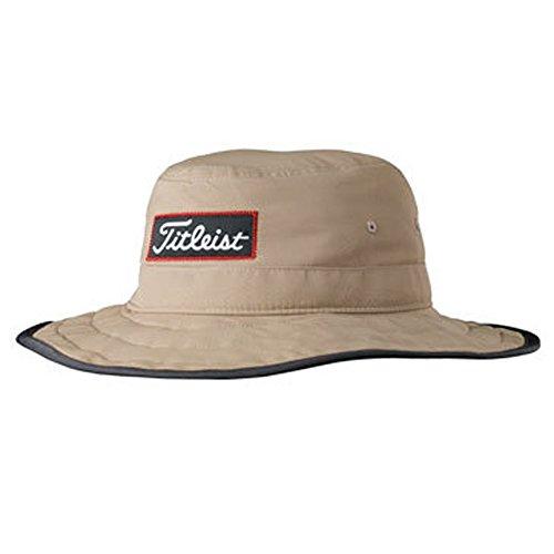 31e0f259d0dad (click photo to check price). 3. New 2014 Titleist Aussie Bucket Hat Cap  COLOR  Khaki SIZE  Small Medium ...
