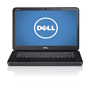 Dell Inspiron i15N-2548BK 15-Inch Laptop (2.4 GHz Intel Core i3-2370M Processor, 4GB DDR3, 500GB HDD, Windows 7 Home Premium) Black