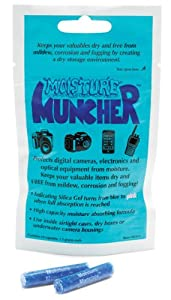 Sealife Small  Moisture muncher 10 capsules, 1.5 grams each
