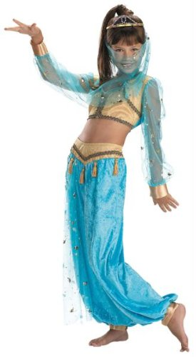 Costumes For All Occasions DG217G Mystical Genie Child 10-12