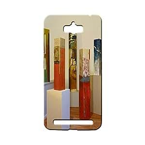 G-STAR Designer 3D Printed Back case cover for Asus Zenfone Max - G4308