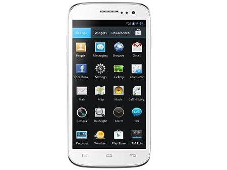 Mobistel Cynus T5 Dual-SIM blanc Android Smartphone