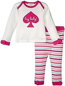 kate spade york Hey Baby Loungewear Set (Baby)