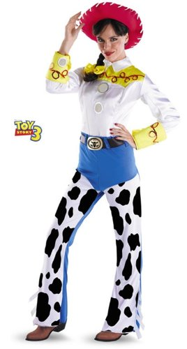Deluxe Jessie Toy Story Costume