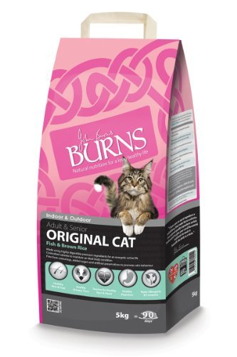 Burns Cat Original Fish, 5 Kg