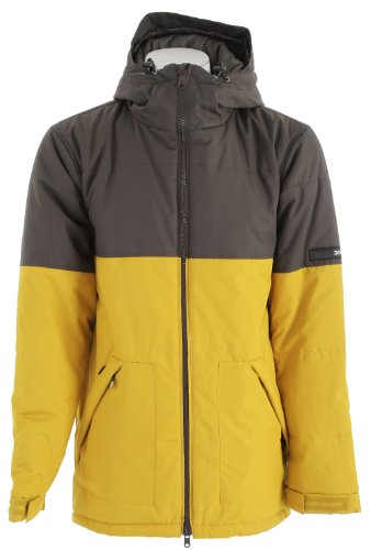 Holden Woods Ski Snowboard Jacket Flint/Sunset Mens Sz S