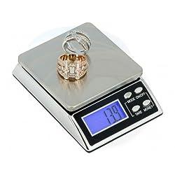 Kairos Jewelry Digital Scale Electronic Pocket Scale 500g x 0.01g