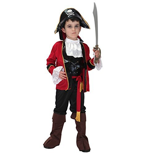 The Victory of Cupid Children Cool Pirate King Clothing
