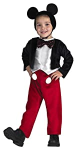 Mickey Mouse Deluxe - Size: 3T-4T