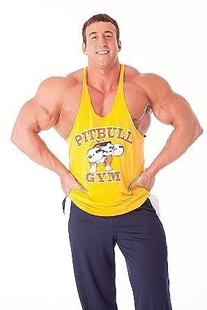 Mens Stringer Tank Top Stone By Pitbull At Amazon Men S
