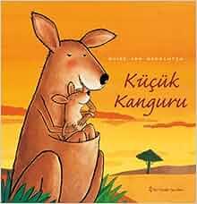 Kucuk Kanguru: Guido van Genechten: 9789944701136: Amazon.com: Books
