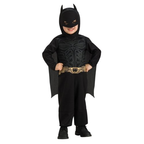Standard Infant Batman Costume - Officia