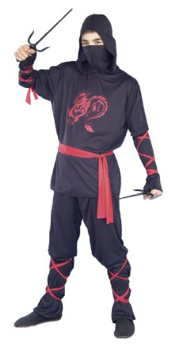 Teen Ninja Warrior Costume by Forum