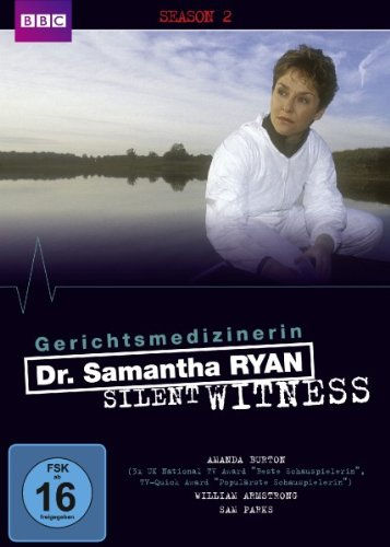 Gerichtsmedizinerin Dr. Samantha Ryan (Silent Witness) - Season 2 (4 DVDs)