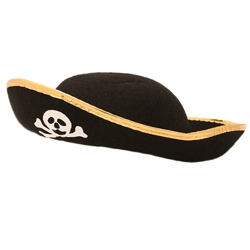 Children's Pirate Hat Picture