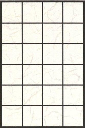 アサヒペン ニュー超強アイロン障子紙94cm×4.3m 5362雲竜 4823h