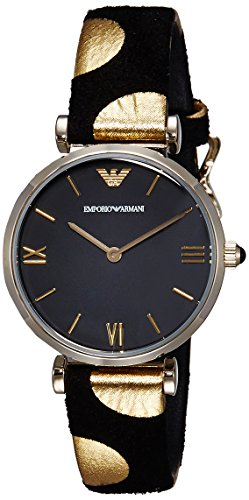 Emporio Armani Damas Analógico Dress Cuarzo Reloj AR7411
