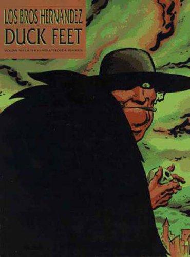 Love & Rockets Vol. 6: Duck Feet