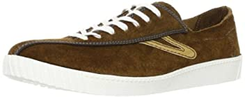 Nylite Reverse Leather RMS 2602: Brown