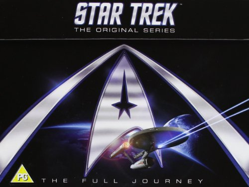 Star Trek: The Original Series - The Full Journey [DVD]
