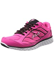 Fila Women Hyper Split Pink Mesh Running Shoes