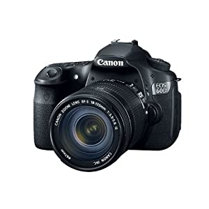 Canon EOS 60D 18 MP CMOS Digital SLR Camera