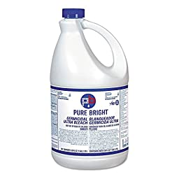 KIKBLEACH3 Pure Bright Liquid Bleach, 1 Gallon Bottle