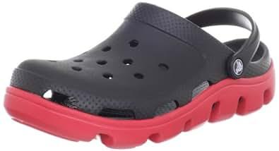 [クロックス] Crocs Duet Sport Clog 11991 black/red(black/red/M4/W6)