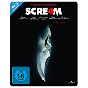 415wuvEw5LL. SL500 AA300  [Amazon] Blu rays: Twilight Saga 1 3 / Scream 4 Steelbook / HOP