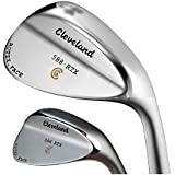 Cleveland Golf Men's 588 RTX Satin Chrome Standard Bounce Wedge