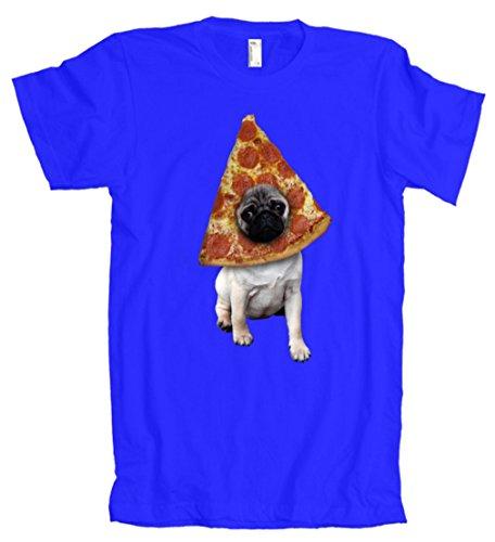 American Apparel: Funny Pi'a Pug T-Shirt